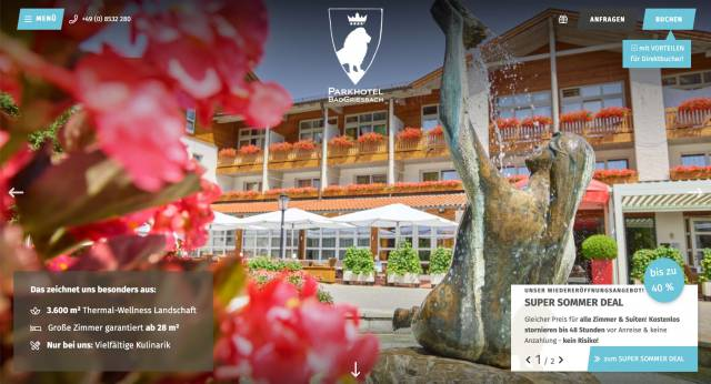 Parkhotel BadGriesbach