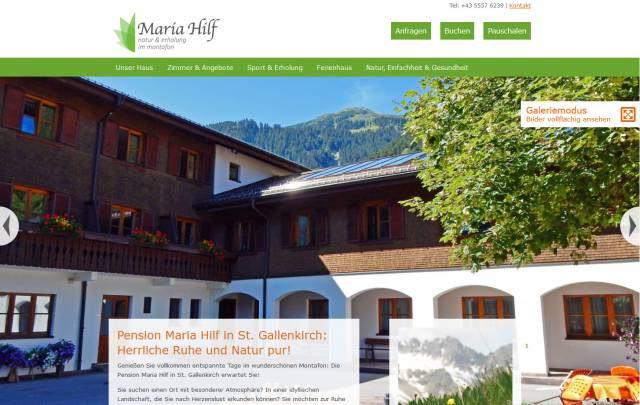 Pension Maria Hilf