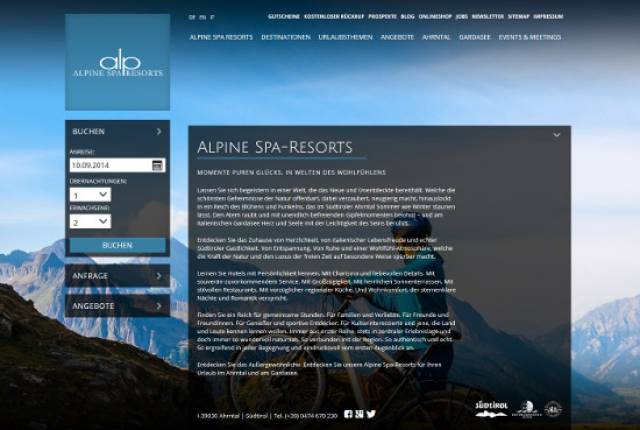 Alpine Spa-Resorts