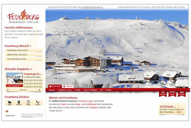 Mountain Resort Feuerberg