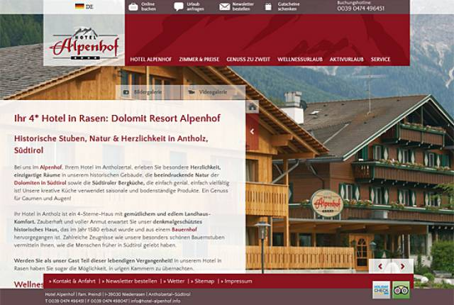 Dolomit Resort Alpenhof