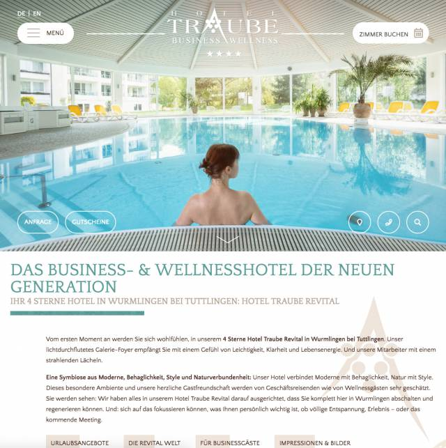 Hotel Traube Revital