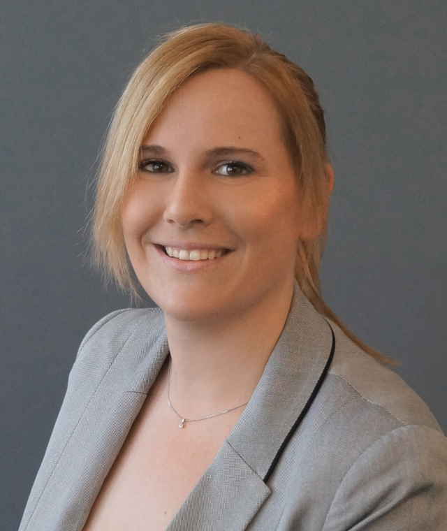 Denise Huber, Social Media Managerin und Online Marketing Managerin der vioma GmbH