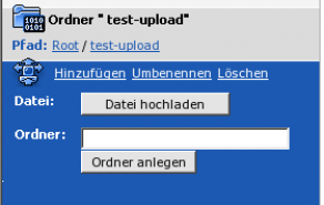 Condeon Multiple File Upload, Bild 1/4