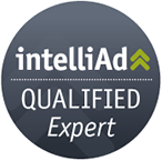 intelliAd Logo Qualified Expert
